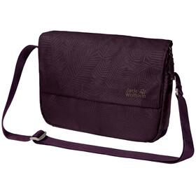 Jack Wolfskin Pam Hip Bag Women leaf aubergine